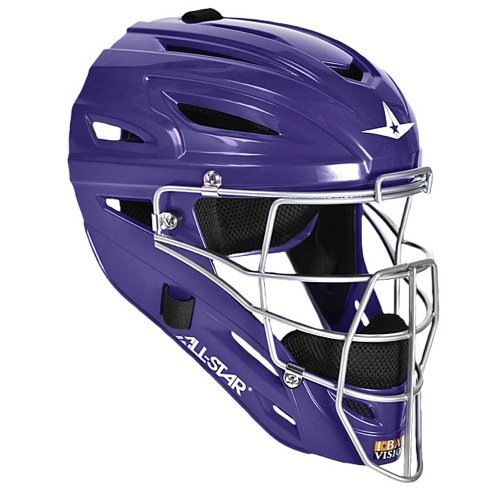 All-Star Adult System 7 Catcher's Helmet by All Star