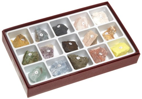 American Educational Colorful Minerals Collection product image