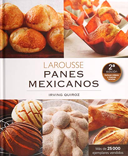 Panes Mexicanos (Spanish Edition) by Irving Quiroz