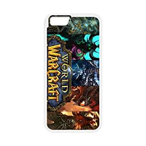 World of Warcraft iPhone 6 Plus 5.5 Inch Cell Phone Case White