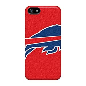 Iphone 5/5s IDc14386Vvho Provide Private Custom Colorful Buffalo Bills Skin Bumper Phone Case -LauraAdamicska