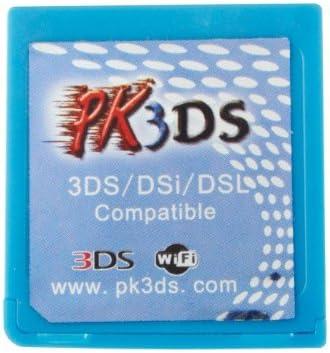 Amazon com: PK3DS Revolution for 3DS/DSiXl/DSiLL/DSi/DSL/NDS