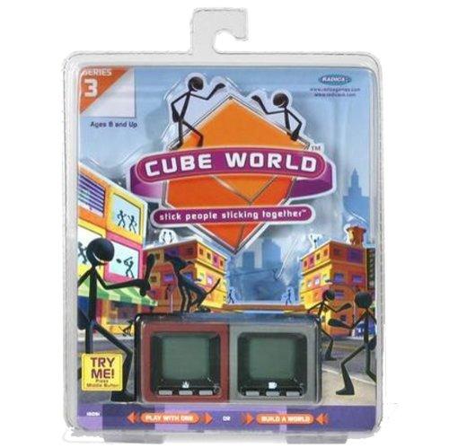 Cube World Series 3 Sparky And Toner - Würfelwelt Spiele Elektronisch