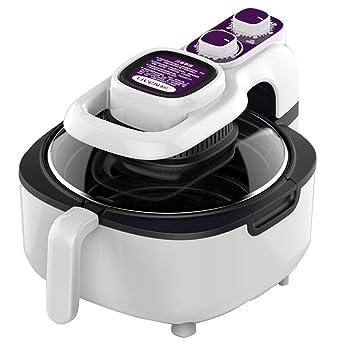 Freidoras Neumáticas Para El Aceite Sano Libre Cocina De Energía Digital Aceite-Menos 5 Litros De ...