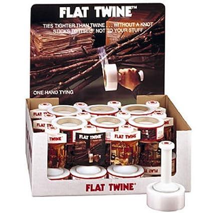 Nifty #ST-21 2x650 Flat Twine Roll