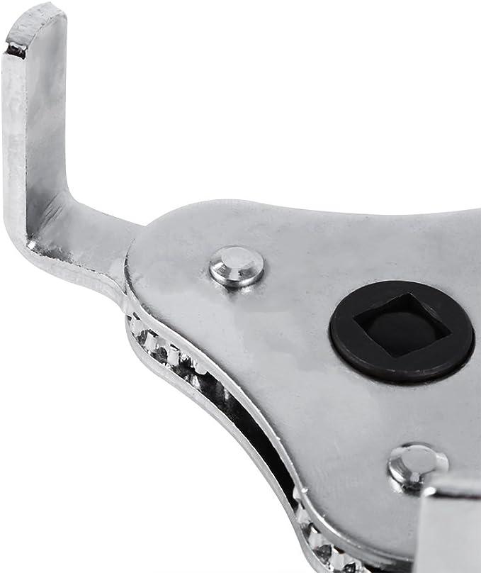 Chiave per Filtro dellolio Utensile per Cambio Olio a 3 Bracci Strumento per Auto Dual Driver Removal Tool per Durmesser 65-110 mm
