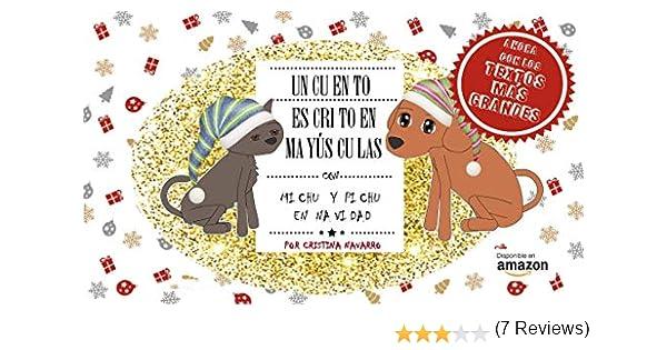UN CUENTO ESCRITO EN MAYÚSCULAS: Con Michu y Pichu en Navidad ...