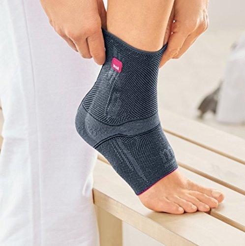 Medi Levamed Knit Ankle Support (Silver) Size V by Medi Ortho (Image #6)