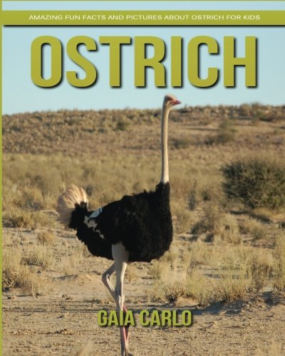 Ostrich: Amazing Fun Facts and Pictures about Ostrich for Kids