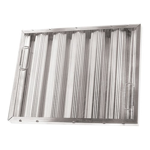 CHG (Component Hardware Group) F35-2516 Baffle-Type Grease Filter W/Handles Galvanized 25