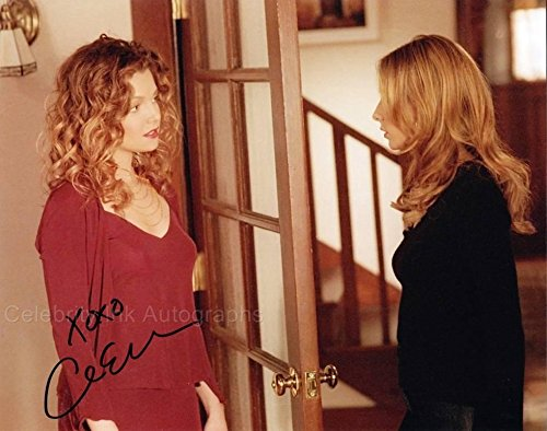 CLARE KRAMER as Glory - Buffy The Vampire Slayer GENUINE AUTOGRAPH from Celebrity Ink