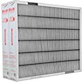 Honeywell - FR8000F2025 Pleated Air Filter 20'' x 25'' MERV 15 - 2 Pack