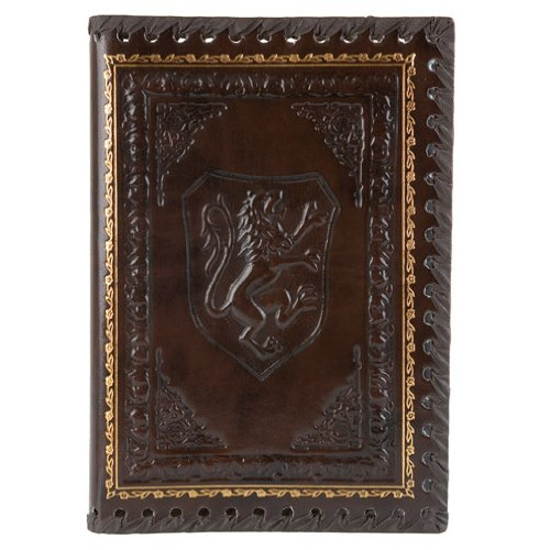 Eccolo Refillable Leather Journal Embossed