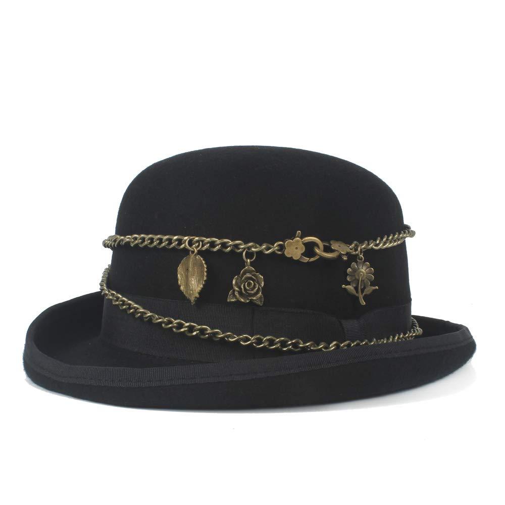 GHC gorras y sombreros Cadena de metal Retro Steampunk Hat 100 ...