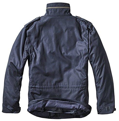 Brandit Navy Cappotto Cappotto Blu Cappotto Navy Navy Blu Uomo Brandit Uomo Uomo Blu Brandit SwZxYq