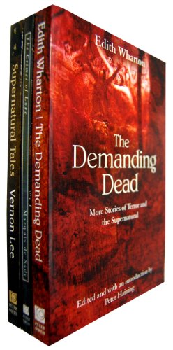 Supernatural 3 Books Collection Set Horror, Fantasy RRP £30.85 (Peter Owen Modern Classic) (The Demanding Dead by Edith Wharton, Supernatural Tales by Vernon Lee, Crimes of Love by the Marquis De Sade) (The Crimes Of Love Marquis De Sade)