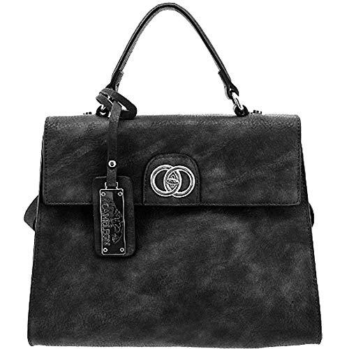 Cameleon Concealed Carry Handbags Women's Defense Handgun Cut Proof Satchel Bag Purse