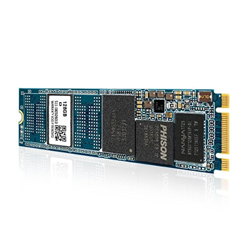 Inland Professional 128GB SSD 3D NAND M.2 2280 PCIe NVMe Gen 3 x 2 Internal Solid State Drive