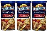 Progresso Bread Crumbs - Parmesan - 15 oz - 3 ct