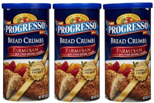 (Progresso Bread Crumbs - Parmesan - 15 oz - 3 ct)