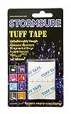 Stormsure 12 x Tuff Tape Waterproof Self Adhesive Pool Camping 50cmx75mm TUFF0.5