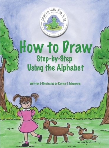 How to Draw: Step-by-Step Using the Alphabet