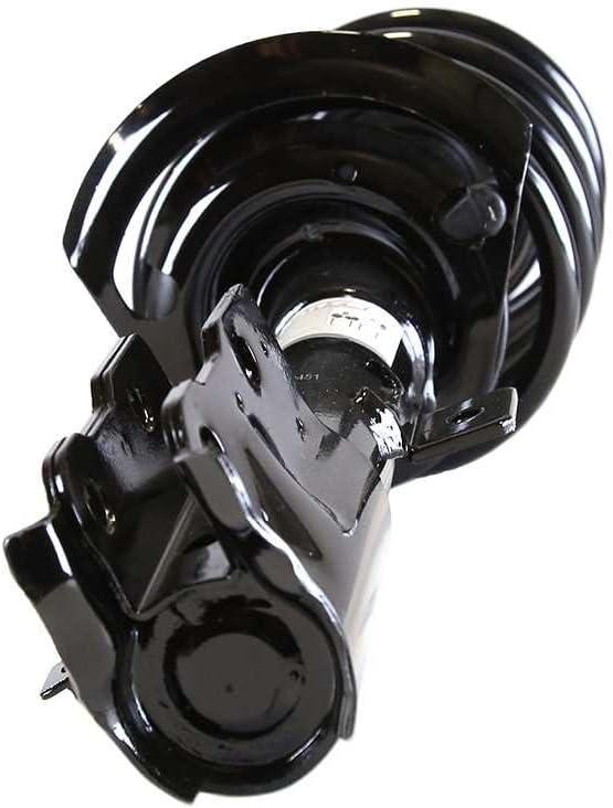 Auto Shack CST0451-CST0454PR Front Rear Complete Struts Spring Assembly Bundle