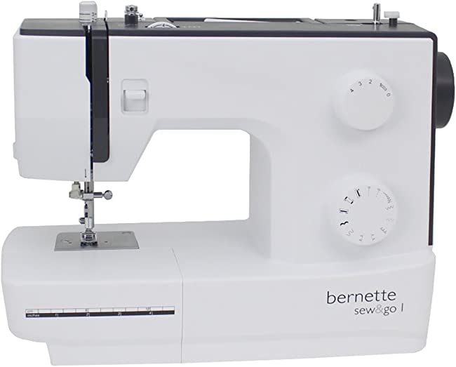 Bernette Sew and Go 1: Best Bernette Sewing Machine Under $200