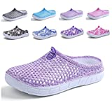 CN-Porter Garden Clog Shoes,Quick Drying,Summer Breathable Mesh Sandals Shoes