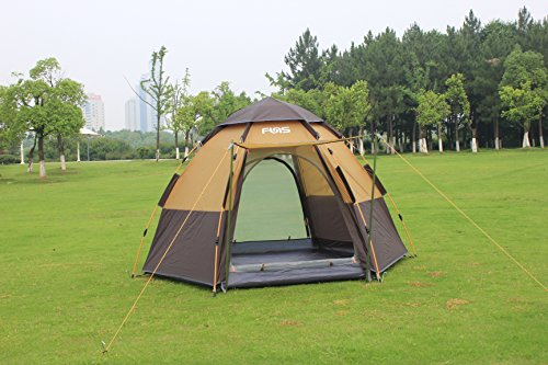 Toogh Instant Family Tent 4 Person Large Automatic Pop Up Tents for Outdoor Sports C&ing Hiking Tents : pop up tent 4 person - memphite.com