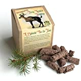 Authentic Flying Reindeer Droppings (Sunflower Seed Pellets for Christmas Gifts)