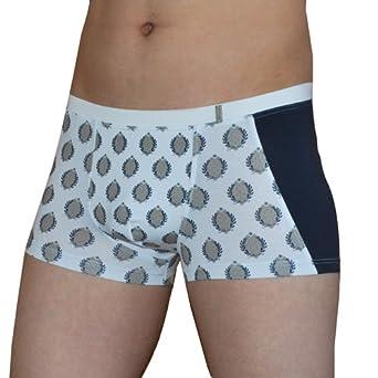 Herren dünne Boxer Shorts   Unterwäsche Slips (Größe  XL)  Amazon.de ... 3a56a5f360
