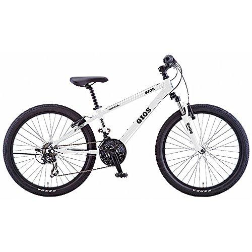 GIOS(ジオス) 子供自転車 GENOVA WHITE 20インチ B076BD9QVN