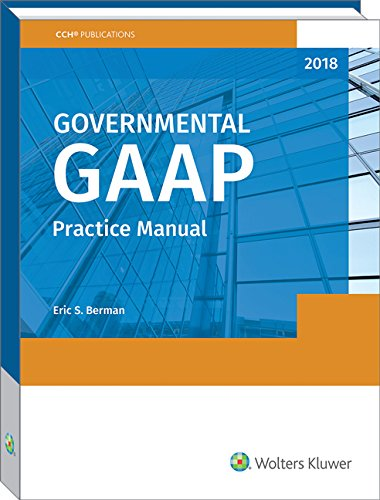 Governmental GAAP Practice Manual (2018)