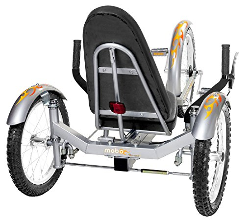 Mobo Triton Pro Adult Tricycle for Men & Women  Beach