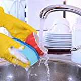 18 Pieces Dish Wand Refills Sponge Heads Brush