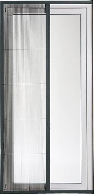 Gut bekannt POWERFIX® Alu-Insektenschutztür Plissee, 110 x 220 cm, anthrazit GI86
