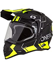 Oneal Sierra II Helmet Comb Neon Yellow (53/54cm) Casco