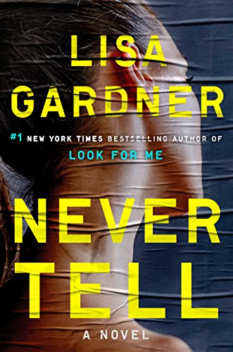 Book Cover: Never Tell