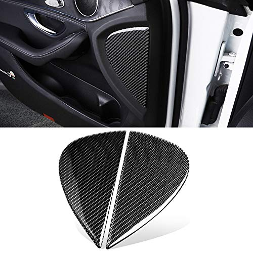 GZXinWei Car Styling Interior Carbon Fiber Door Decoration Decal Trim Sticker,N Color