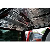 HushMat 613045 Sound and Thermal Insulation Kit (2004-2008 F150-250-350 Crew Cab Roof)