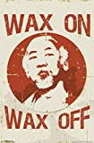 Trends International Karate Kid 84 - Wax Wall Poster, 22.375' x 34', Multi