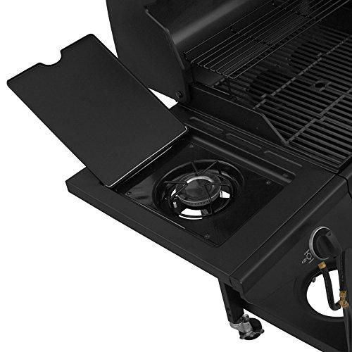 Char Broil Standard 1010 3 Burner Liquid Propane And