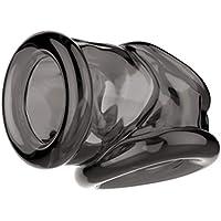 Cerradura de silicona suave negra ligera