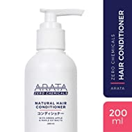 Arata Zero Chemicals Natural Hair Conditioner, 200 Ml