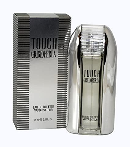 Touch Grigioperla De Grigioperla Para Hombres Eau De Toilette Vaporizador 2.5 Oz / 75 Ml