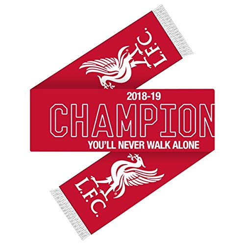Liverpool 2018 19 Champions Scarf product image