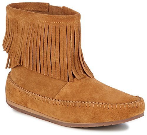 Chocolate EMU in Avoca Australia Cow Boots Womens Chestnut Suede Casual gq8wHgBr