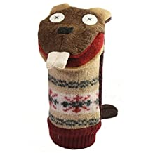 Cate & Levi Beaver Hand Puppet