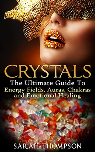 Crystals Ultimate Chakras Emotional Gemstone ebook product image